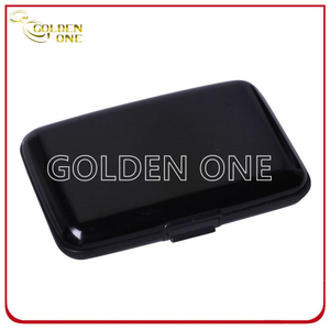 Factory Supply Anodized Finished Credit Card Holder