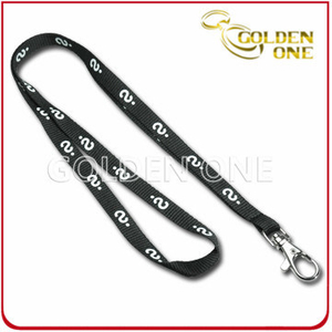 Best Seller Custom Printing ID Card Holder Polyester Neck Lanyard