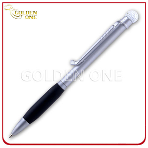 Golf Sport Creative Style Promotion Gift Cheap Click Ball Pen