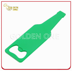 Bottle Shape Paint Spraying Stainless Steel Bottle Opener
