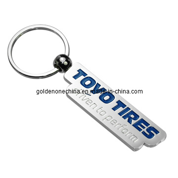 Table Tennis Racket Soft Enamel Epoxy Metal Keychain
