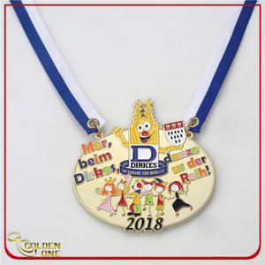 Wholesale High Quality Custom Fancy Carnival Medal