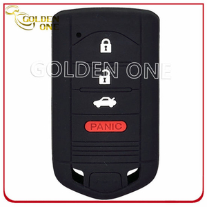 Superior Quality Car Brand Logo Silicon Car Key Cover