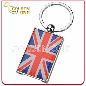 Factory Direct Supply Metal Trolley Coin Holder Key Chain