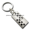 Hot Sale Custom Printed Genuine Leather Key Chain