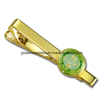 Personalized Gold Plated Tie Bar