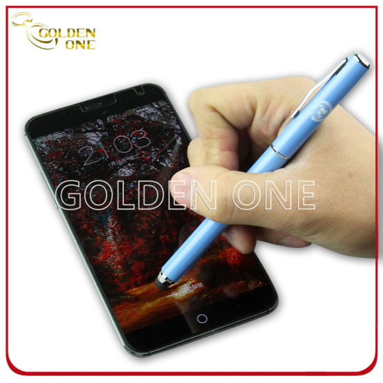 New Promotional Gift Printing Custom Logo Touch Pen