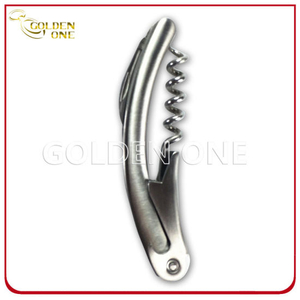 Superior Stainless Steel Brushed Finish Wine Corkscrew