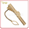 Fashion High Quality Gold Plated Metal Tie Bar