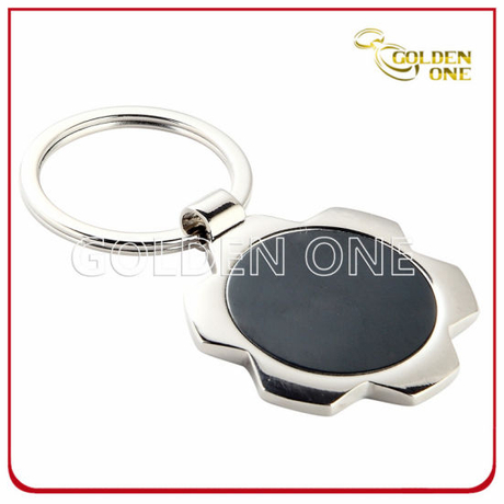 Customized Blank Polish Printable Metal Key Chain