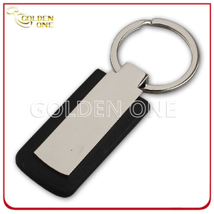 Factory Supply Good Quality Blank Leather Key Holder